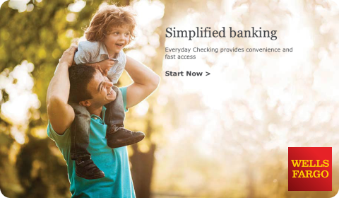 Wells Fargo – Simplified Banking