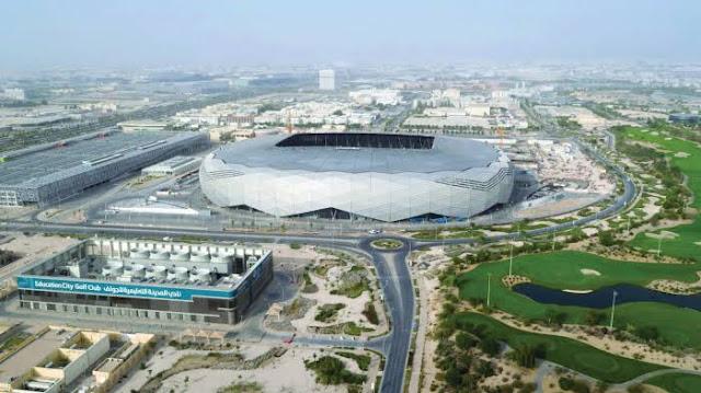 ملعب المدينة التعليمية المونديالى في قطر