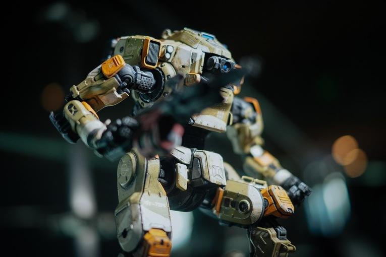 Toys n' News: Encore des photos pour les figurines Titanfall 2