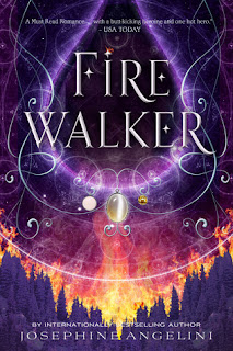 Fire Walker by Josephine Angelini book cover