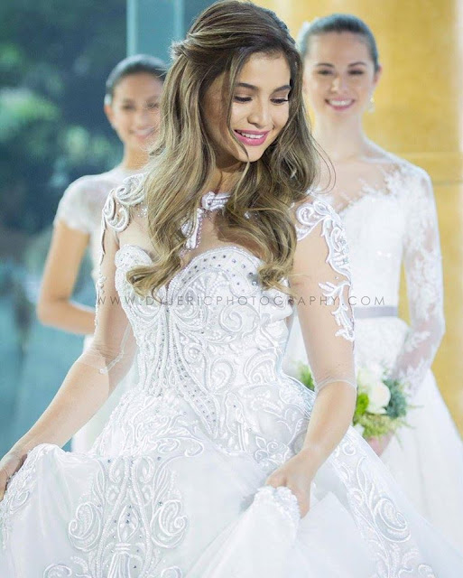 Soon To Be Mrs. Heusaff: Anne Curtis Flaunts Her Gown as Fans Wait ...