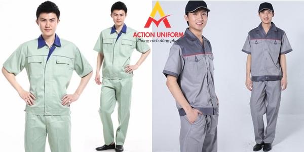 Mẫu đồng phục bảo hộ lao động 6