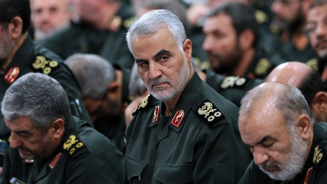 Soleimani : The tale about the death of an arrogant and ambitious torturer