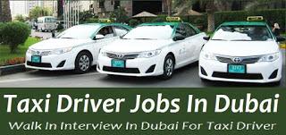 Requirement Taxi Driver Jobs Vacancy in Privilege Labor Location Dubai