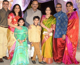 Singer S P Balasubramaniam Family Wife Parents children's Marriage Photos