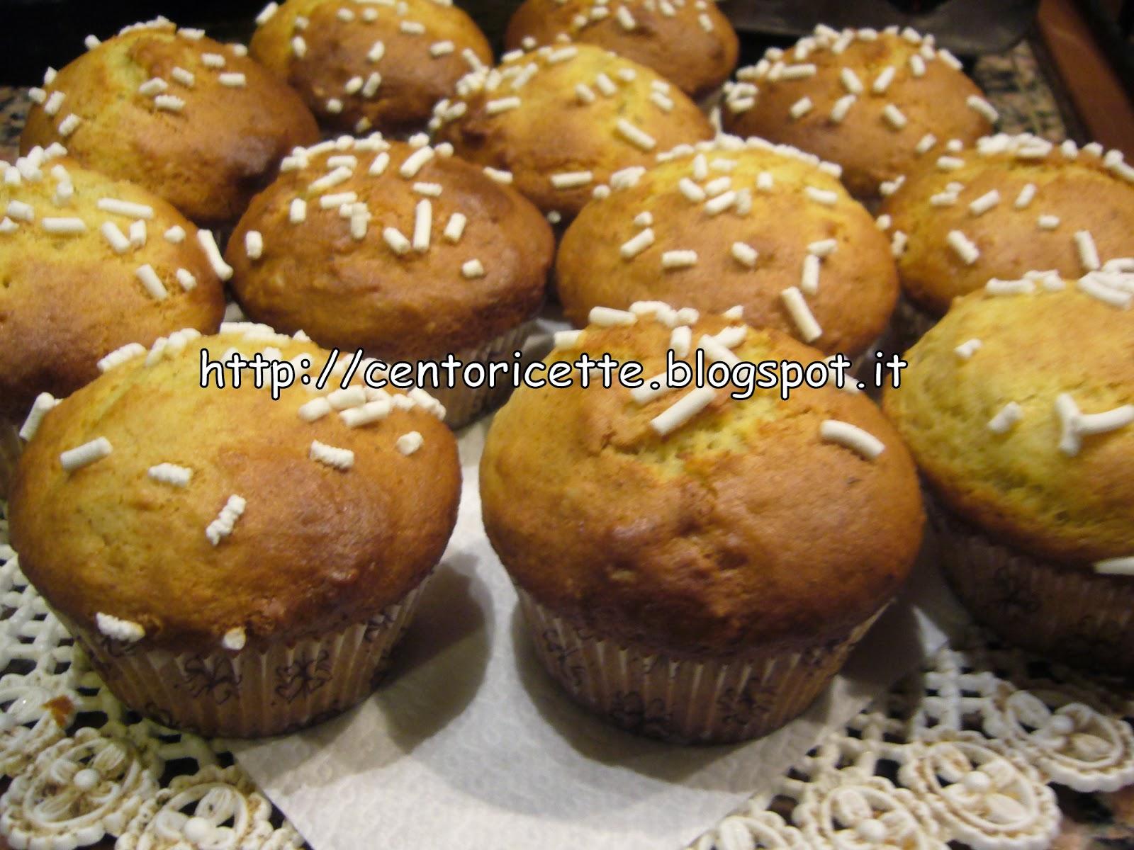 Muffin coi cachi