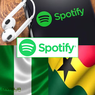 Spotify Now Available In Nigeria And Ghana, What Every Artist Needs To Know About Spotify - Diva9ja.com
