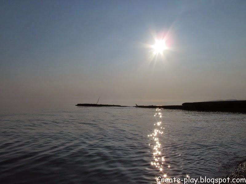 Нижняя Эшера море