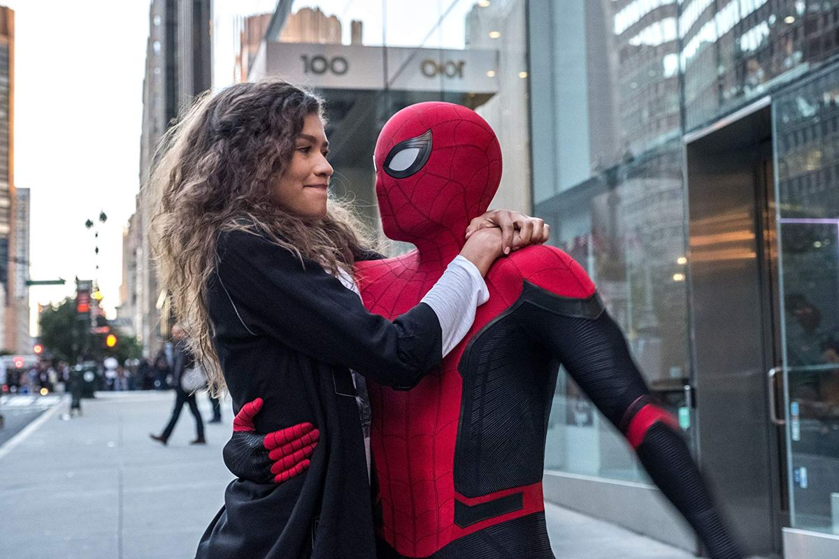 Spider-Man: Far From Home 720p dual audio (2019) - sciencenp