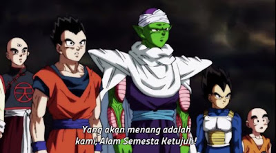 Dragon Ball Super Episode 96 Subtitle Indonesia
