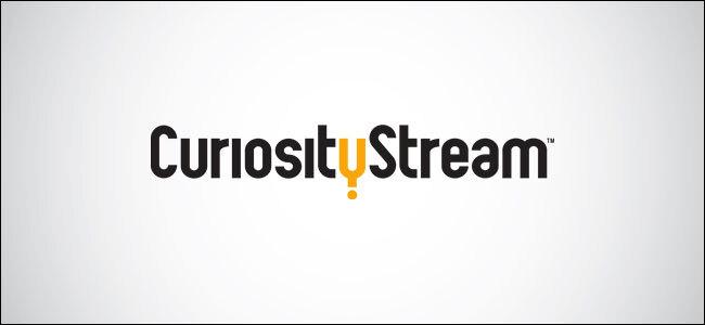 CuriosityStream الشعار