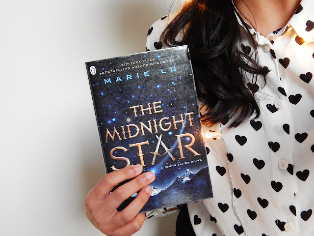 The Midnight Star | sprinkledpages