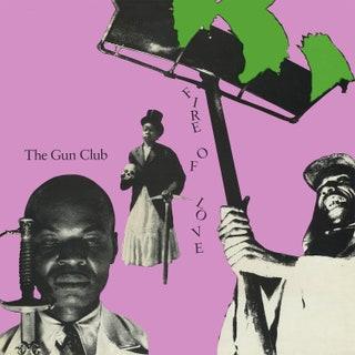 The Gun Club - Fire of Love Music Album Reviews