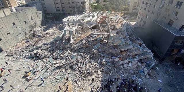 Gencatan Senjata Israel-Hamas Tidak Mengubah Derita Warga: Apa Yang Terjadi Jika Saya Tinggal Di Gaza?