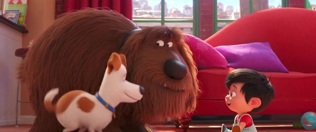 The Secret Life of Pets 2 (2019) Hindi Dubbed 4
