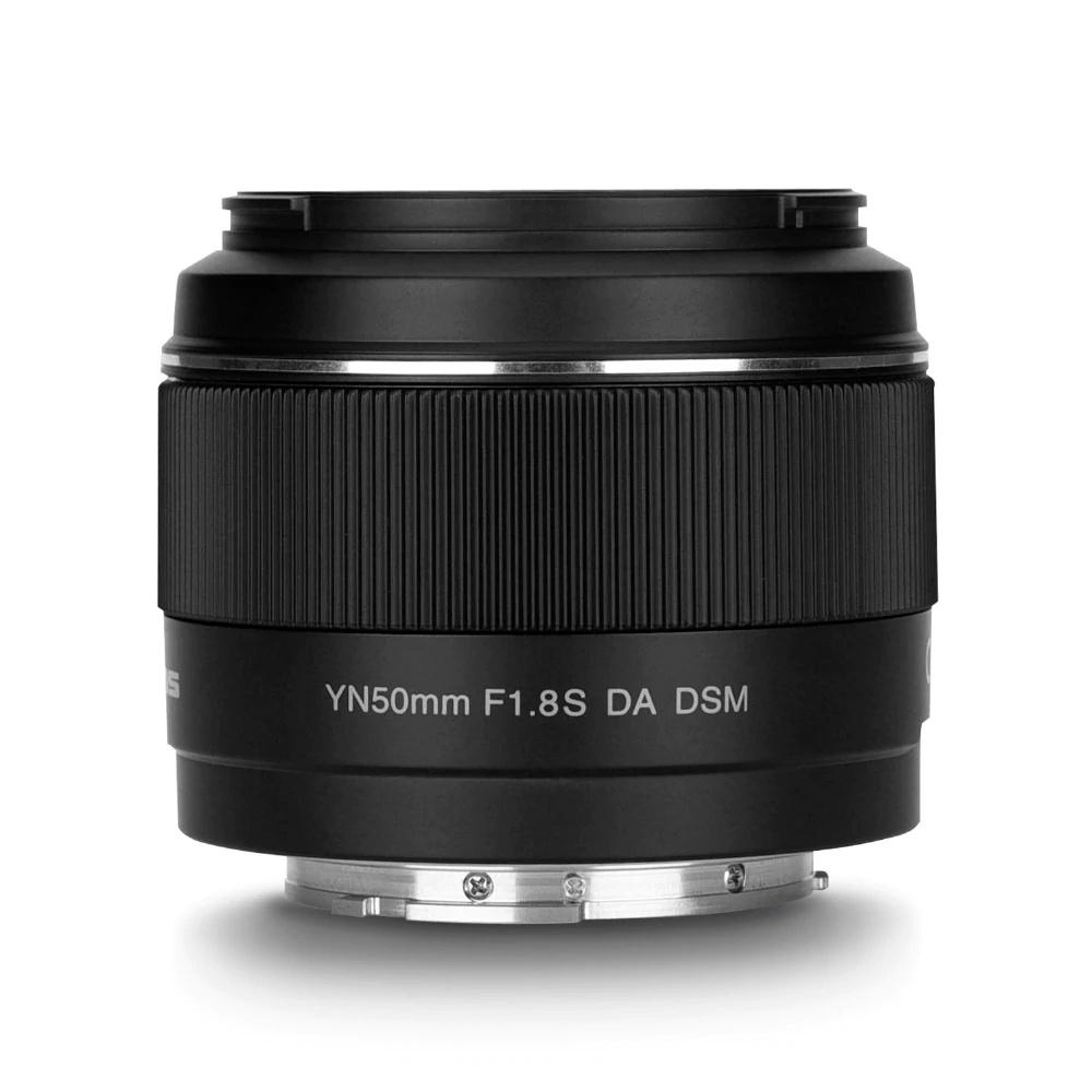 Объектив Yongnuo YnLens YN 50mm f/1.8S DA DSM