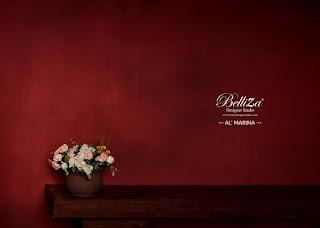 Belliza Designer Al marina Woolen Winter Suits