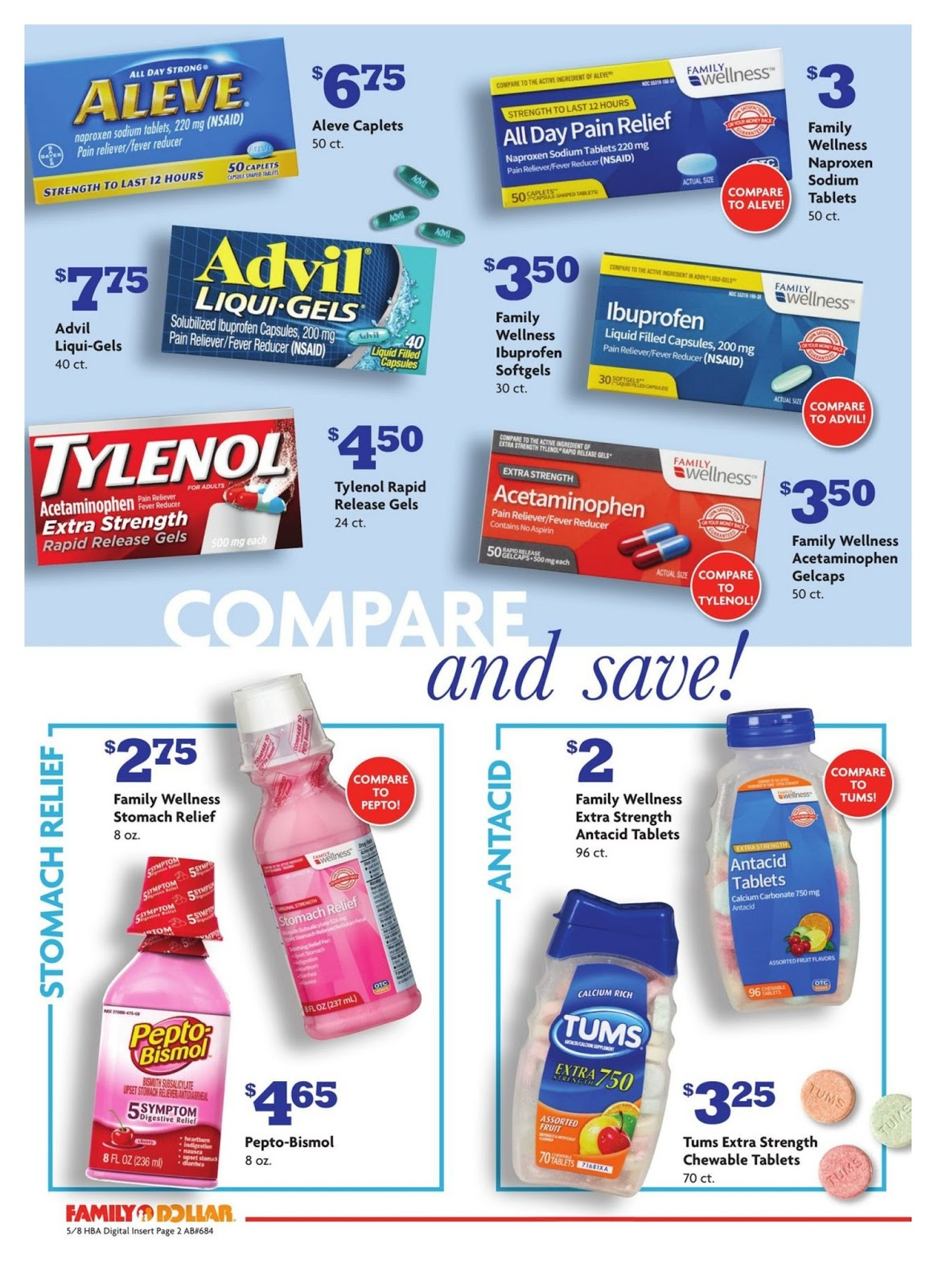 Weekly Ads Family Dollar Store
