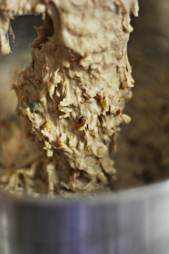 how to make nutty sourdough at home http://www.archieandtherug.com/