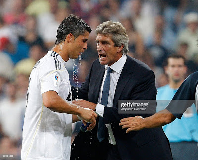 UNBELIEVABLE FACT! MANUEL PALLEGRINI HIGHLIGHTS HIS SUCCESSES OVER CRISTIANO RONALDO... READ THE SHCOKING STATEMENTS HE UTTERED