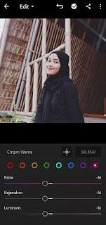 cara edit foto instagramable dengan lightroom hp android