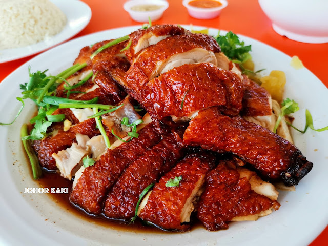 Pin Xiang Hainanese Chicken Rice 品香雞飯 @ Bedok Interchange Hawker Centre Singapore