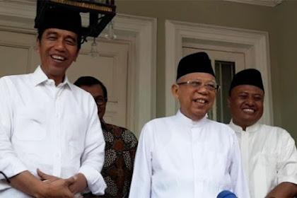 Jokowi-Maruf Bisa Didiskualifikasi dengan Alasan Ketidakjujuran