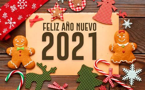 feliz año nuevo 2021 imagen