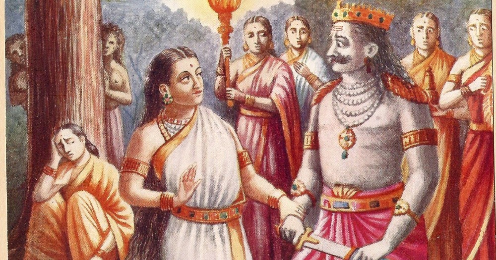 Image result for Mandodari
