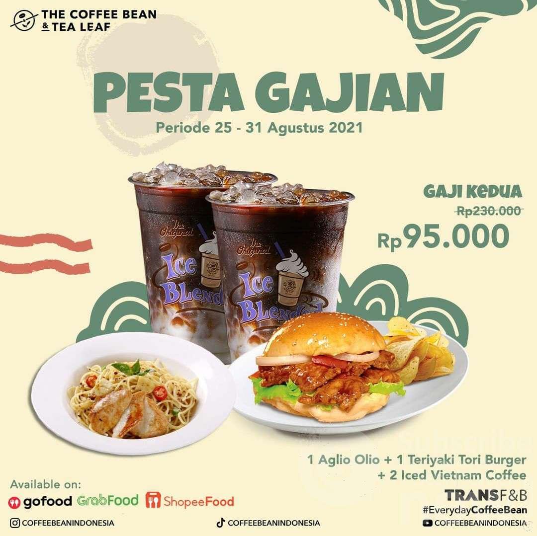 Promo Coffee Bean Pesta Gajian Periode 25-31 Agustus 2021 2
