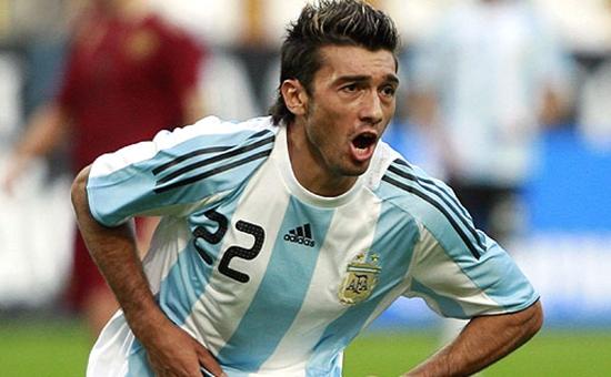 O meia argentino Dátolo