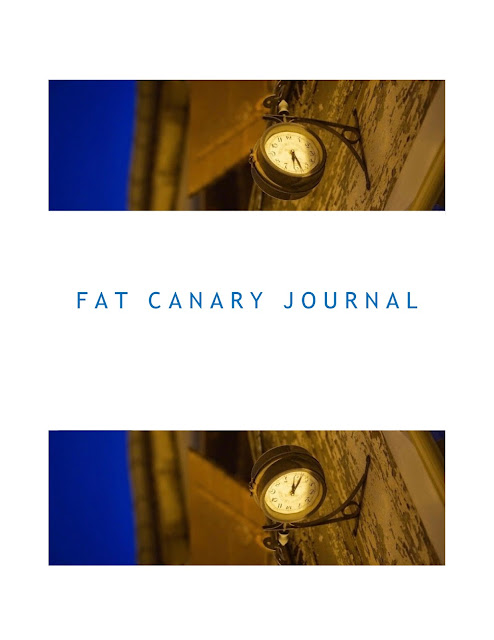 FAT CANARY JOURNAL 2018