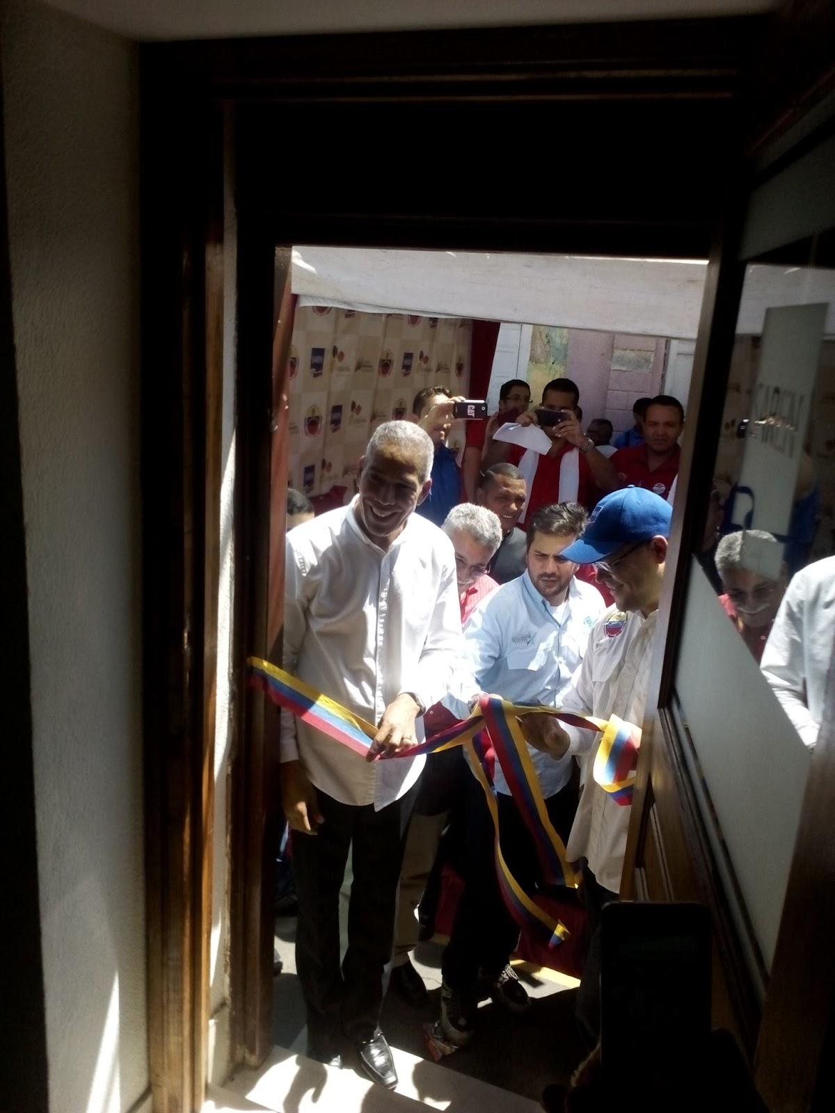 Noticias del kuate inauguran nuevas for Oficina de registro barcelona