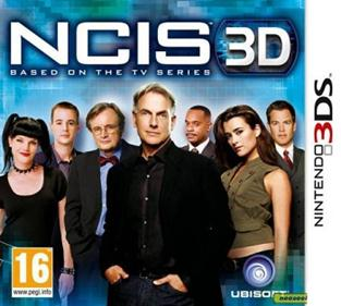 Rom NCIS 3D 3DS