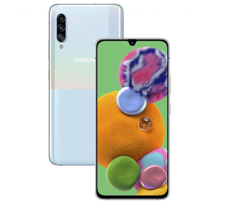 Samsung launches Galaxy A90 5G with SD855!