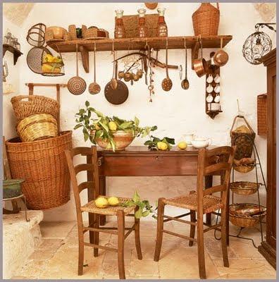 Ambiente Rstico Salas e Cozinhas  Decorao e Ideias