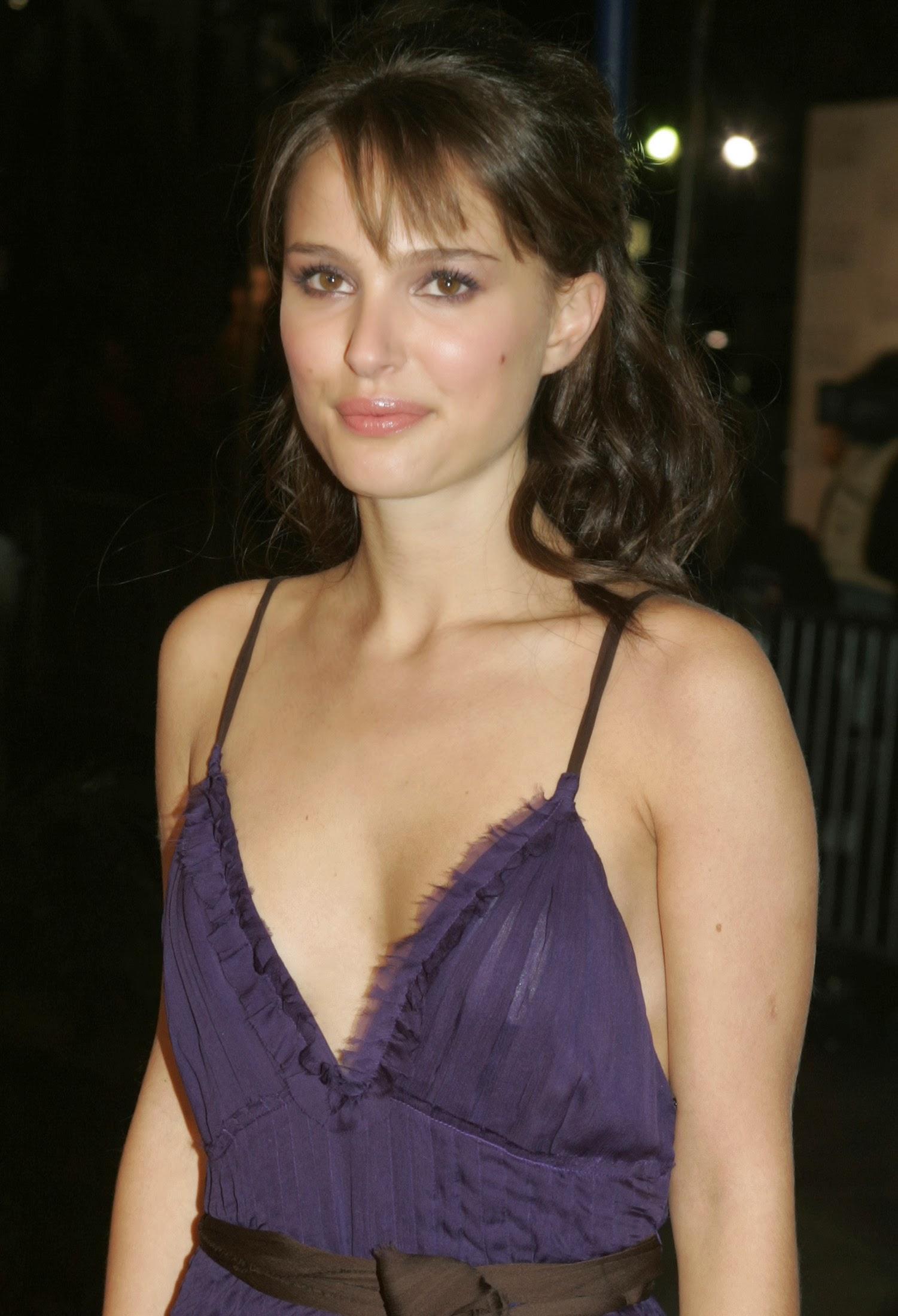 BartCops Movie Hotties - Natalie Portman - Page 9
