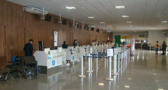 Governo Federal iniciou o processo do leilão de concessão de 5 aeroportos do Pará