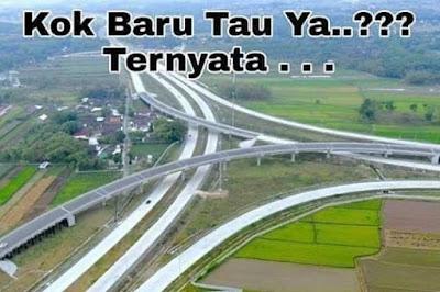 Jalan Tol Indonesia Jokowi