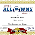 2019 ALL WNY AWARD: Best Rock Band: The Scarecrow Show