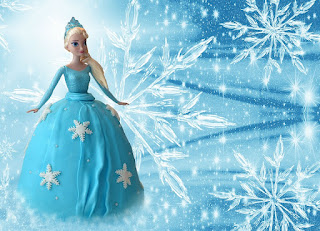 Image: Frozen Elsa Ice Queen Doll Cake, by Annca Schweiz on Pixabay