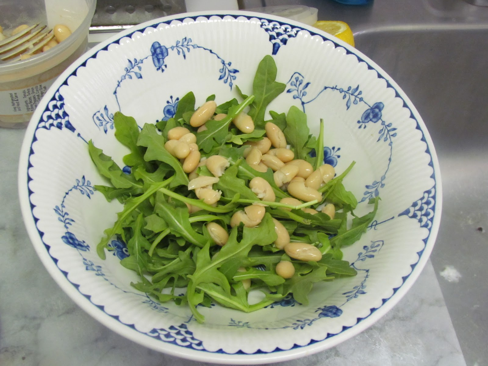 Skinny Gourmet Guy French Bistro Salad