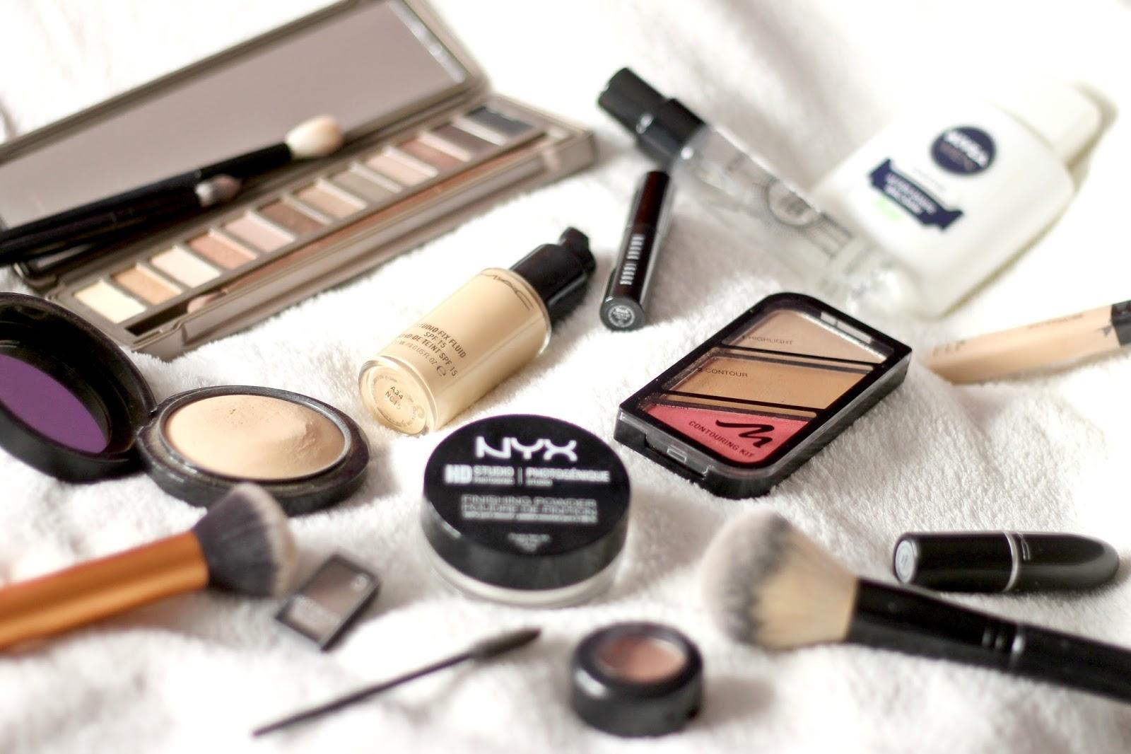 Prom Makeup 1