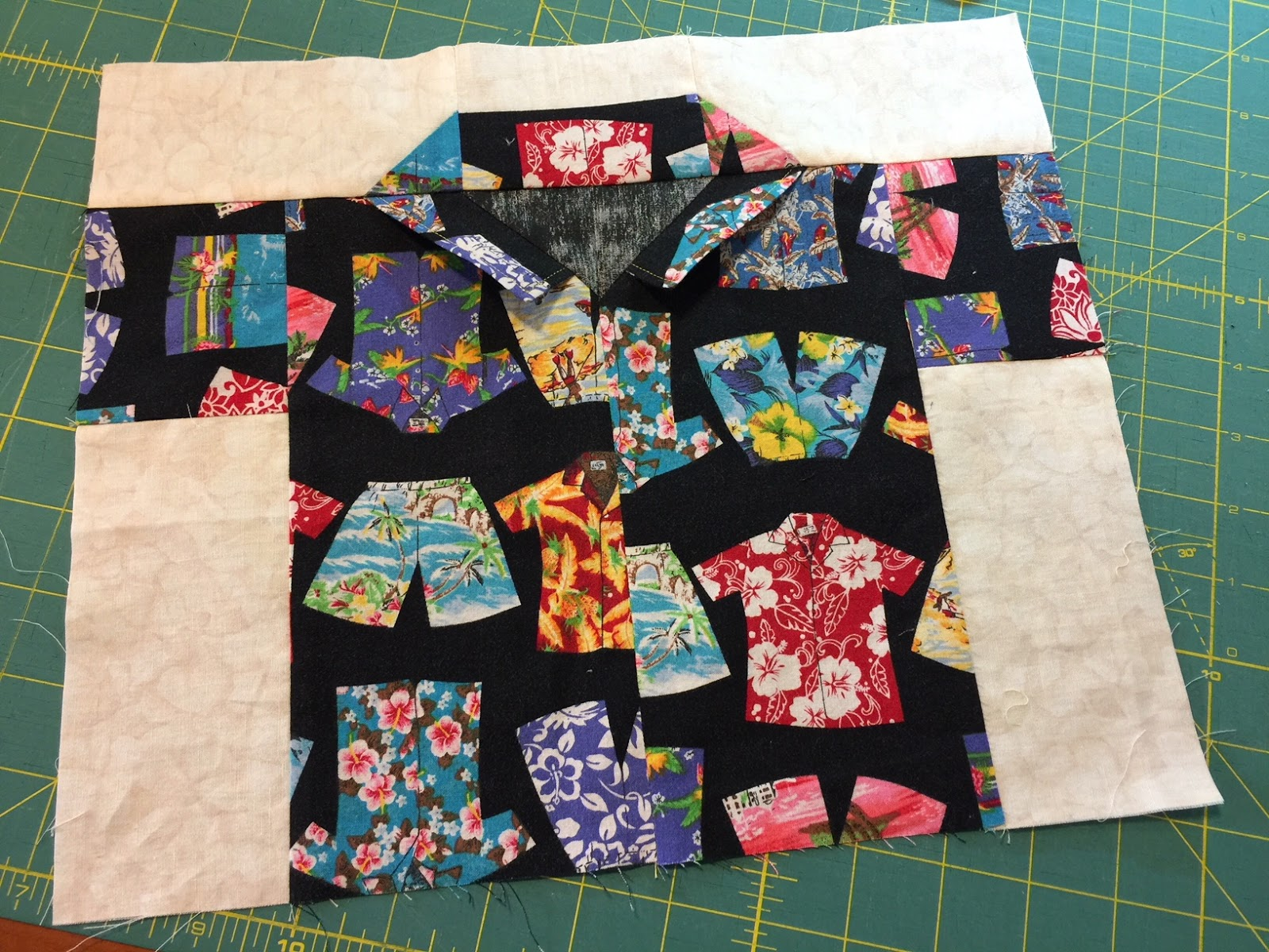 Sew........This Is My Blog: Hawaiian Shirts and a Stash Report
