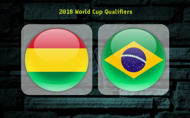 Bolivia vs Brazil Full Match & Highlights 4 October 2017