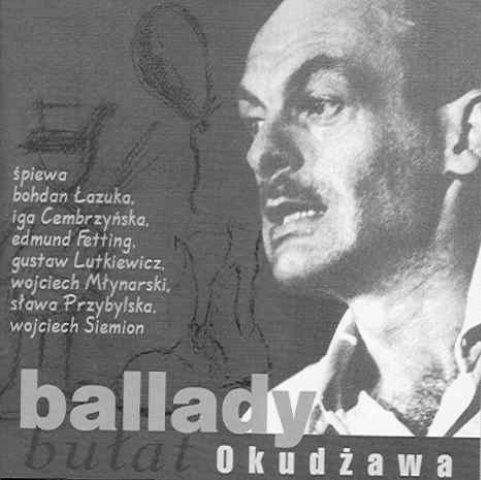 Liryka Liryka Balonik Bułat Okudżawa