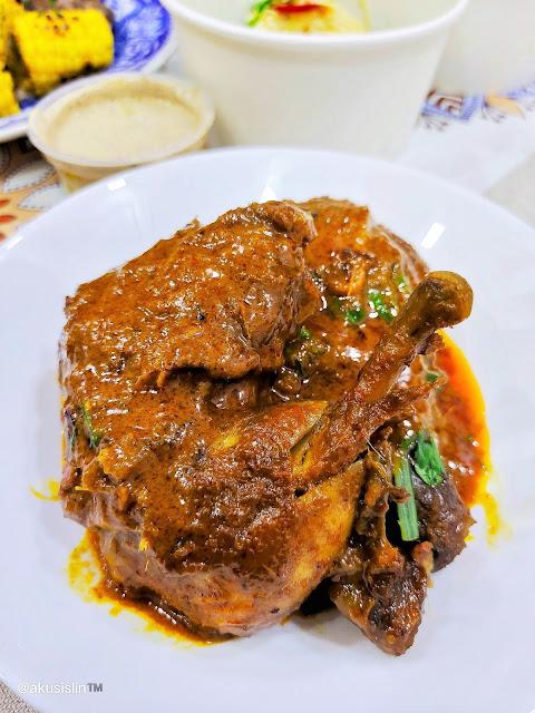 Percik Barbecue Chicken