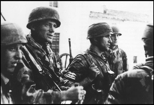Allied troops at Monte Cassino during World War II worldwartwo.filminspector.com
