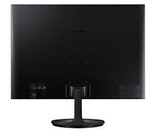 Monitor PC Samsung 24 Inch Led LS24F350