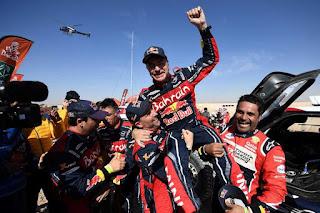 RALLY DAKAR 2020 - Tercer título del incansable Carlos Sainz y Ricky Brabec acaba con el dominio de KTM en motos. Karginov, Casale y Currie también ganadores en Arabia Saudí